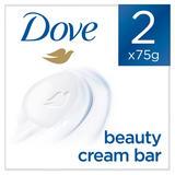 Dove Beauty Cream Bar Original 2 x 75g