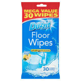 Duzzit Floor Wipes Lemon Fresh 30 Jumbo Wipes