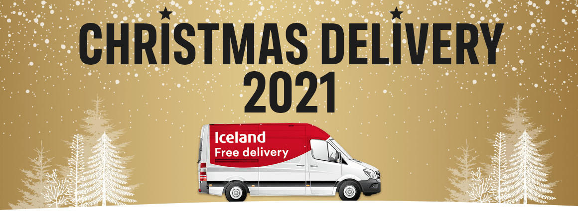 Christmas Delivery Header