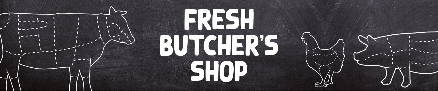Fresh Butcher's Shop