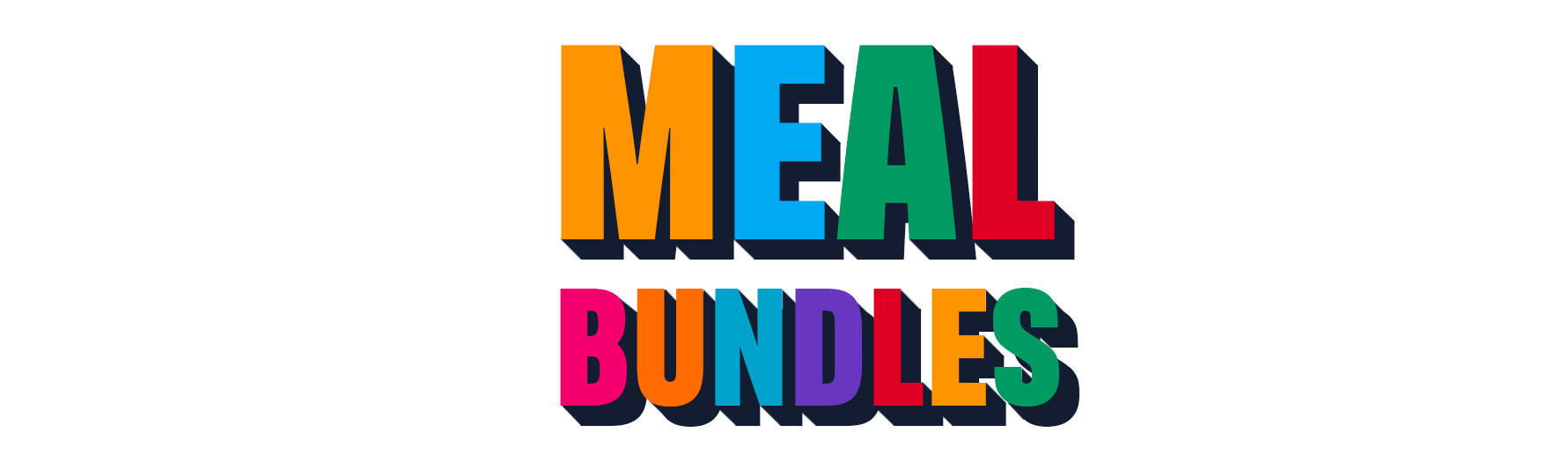 meal bundles