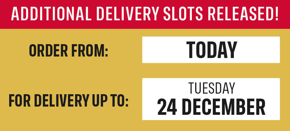 Christmas Delivery Dates