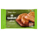 Easi Bake Ready to Share 10 Garlic Slices with Garlic & Parsley 260g