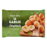 Easibake 12 Garlic Doughballs with Garlic & Parsley 160g