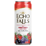 Echo Falls Sparkling Fruit Fusion with Summer Berries 250ml