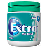 Wrigley's Extra Cool Breeze Sugarfree Chewing Gum 60 Pieces 84g