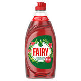 Fairy Clean & Fresh Washing Up Liquid Pomegranate & Honeysuckle 520ml