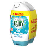 Fairy Non Bio Washing Gel 1.925L 52 Washes (2X 24+2 FREE WASHES)