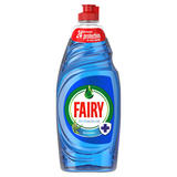 Fairy Antibacterial Washing Up Liquid Eucalyptus 625ML