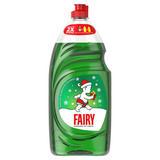 Fairy Original Washing Up Liquid Green with LiftAction. No Soaking, No Grease, No Fuss 1150ML