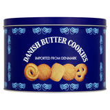 Famous Dane Danish Butter Cookies 908g