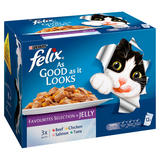 Felix As Good As It Looks Favourites 12x100g