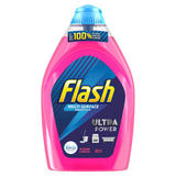 Flash Ultra Power Liquid Gel Multi Surface Cleaner Blossom & Breeze 885ml