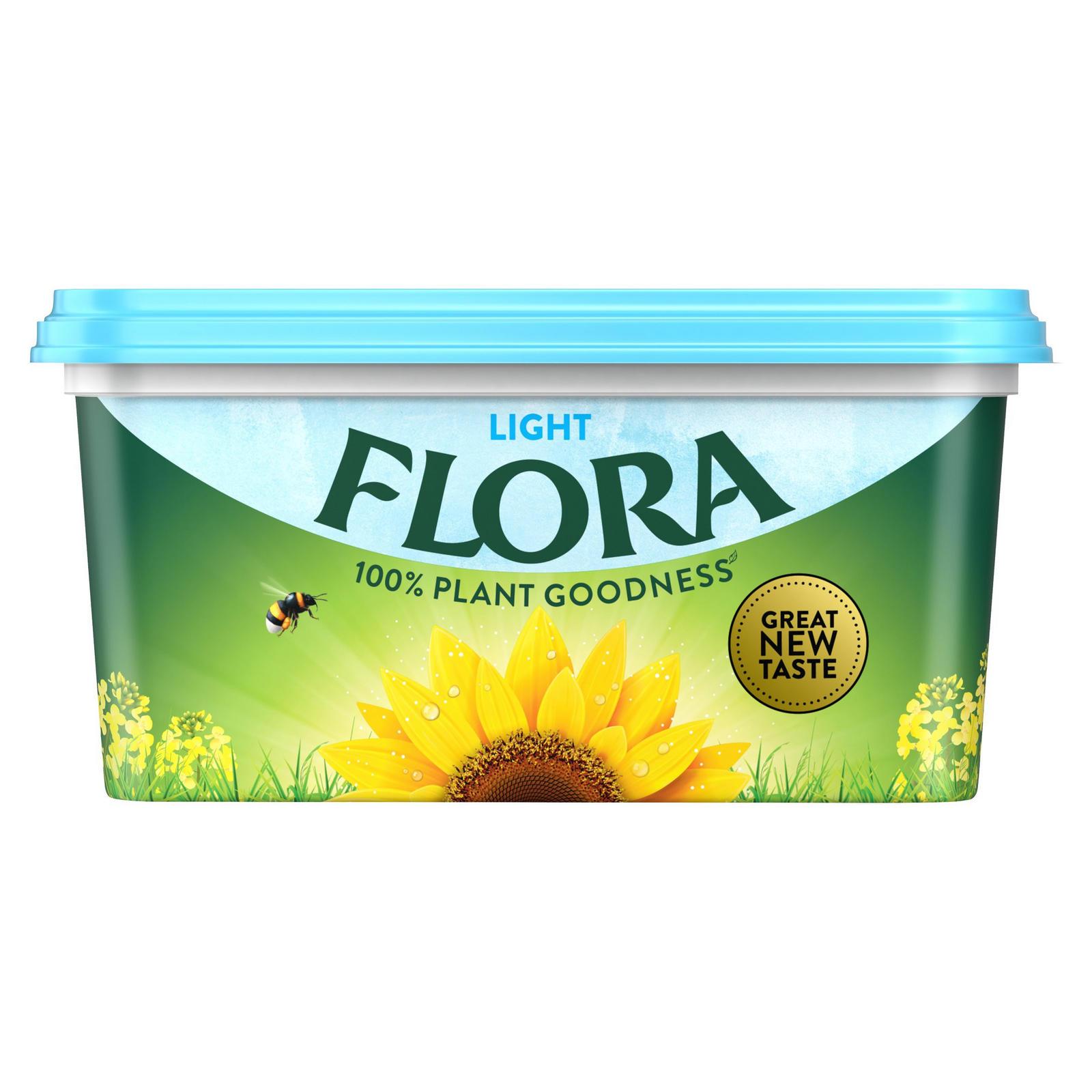 Flora Light Spread 1kg | Butter & Margarine | Iceland Foods