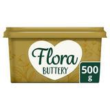 Flora N/A Spread Buttery 500g