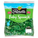 Florette Baby Spinach 250g