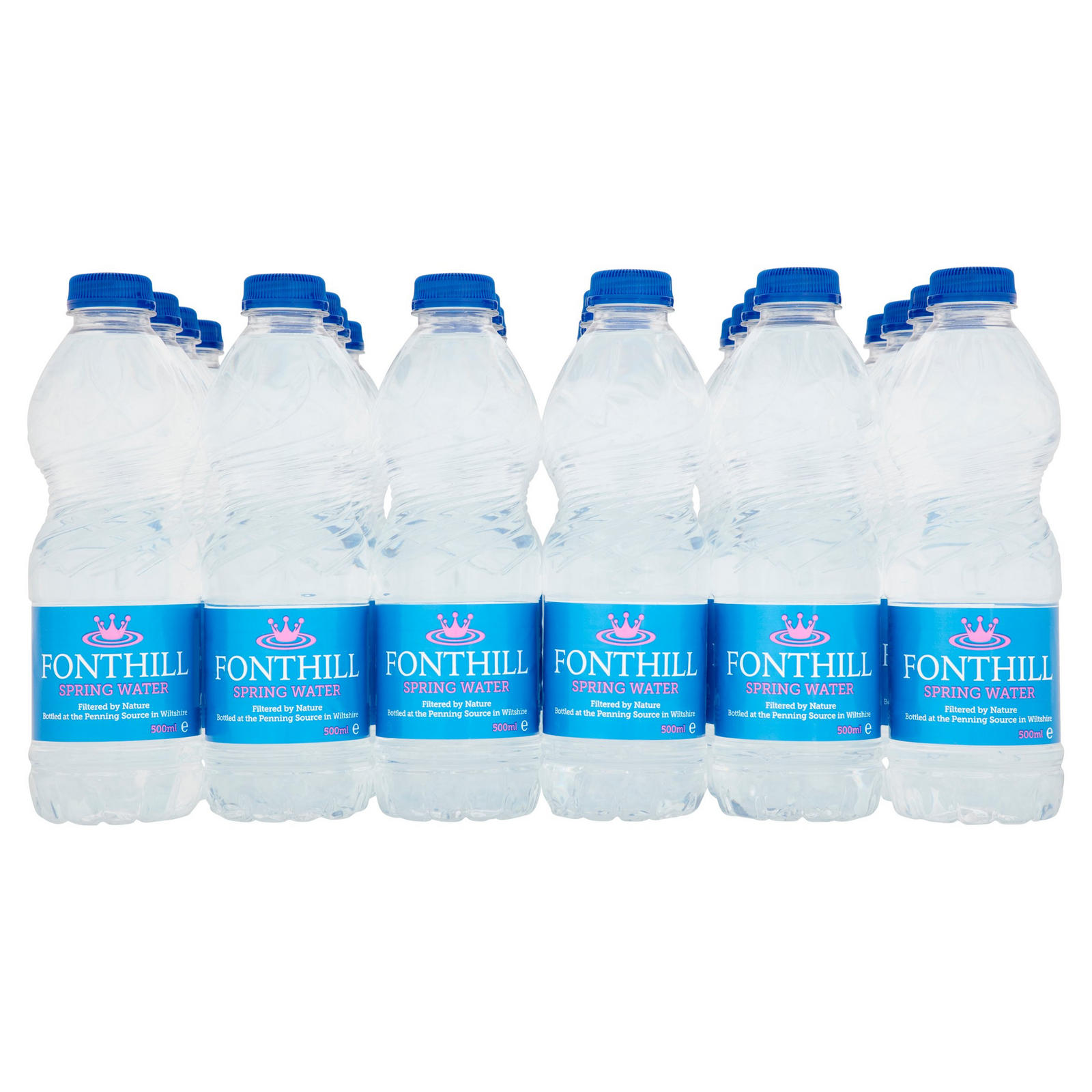 Fonthill Spring Water 500ml   Iceland Foods