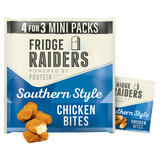 Fridge Raiders Southern Style Chicken Bites Mini Packs 4 x 22.5g