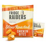 Fridge Raiders Slow Roasted Chicken Bites Mini Packs 6 x 22.5g