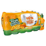 Fruit Shoot Orange Kids Juice Drink 24 x 200ml