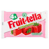 Fruittella Strawberry Multipack 4 x 41g