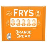 Fry's Orange Cream Chocolate Bar 3 Pack (3x49g)