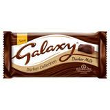 Galaxy Darker Milk Chocolate Block 110g