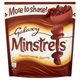 Galaxy Minstrels Chocolate Pouch 210g