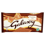 Galaxy Smooth Milk Chocolate Large Gifting Block 360g