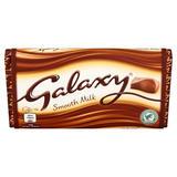 Galaxy Smooth Milk Chocolate Block 110g