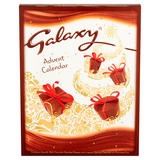 Galaxy Smooth Milk Chocolate Christmas Advent Calendar 110g