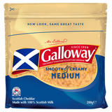 Galloway Medium Scottish Cheddar 200g