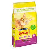 Go-Cat Adult Dry Cat Food Chicken and Duck 10kg