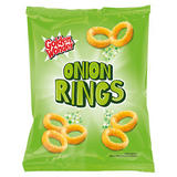 Golden Wonder Onion Rings 150g