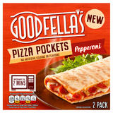 Goodfella's 2 Pizza Pockets Pepperoni 250g