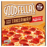Goodfella's Takeaway Classic Crust Fully Loaded Pepperoni 553g