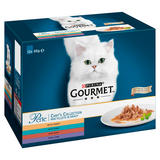 Gourmet Perle Cat Food Chefs Collection Mixed 12 x 85g