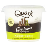 Graham's Quark Naturally Fat Free 250g