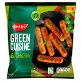 Birds Eye Green Cuisine 6 Meat Free Sausages 300g