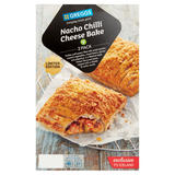 Greggs Limited Edition 2 Nacho Chilli Cheese Bake 318g