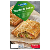 Greggs 2 Vegetable Bakes 310g
