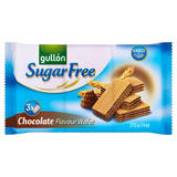 Gullón Sugar Free Chocolate Flavour Wafer 3 x 70g (210g)
