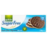 Gullón Sugar Free Dark Choc Digestive Biscuits 270g