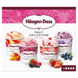 Häagen-Dazs Fruit Minicup Collection 4 x 95ml