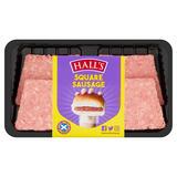 Hall's Square Sausage 250g