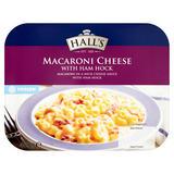 Hall's Macaroni Cheese with Ham Hock 400g