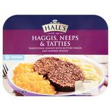 Hall's Haggis, Neeps & Tatties 400g