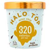 Halo Top Mint Chip Ice Cream 473ml