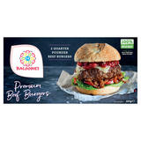 Haloodies Quarter Pounder Beef Burgers 2 x 113.5g (227g)