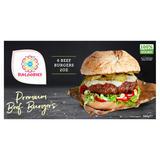 Haloodies Beef Burgers 2oz 6 x 56.7g (340g)